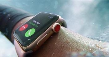 Apple Watch Series 3 giúp chủ nhân thoát khỏi cá mập