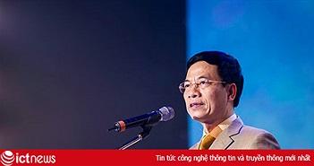 """Bộ trưởng Nguyễn Mạnh Hùng: """"Sứ mạng của 5G đặt lên vai ngành ICT Việt Nam"""""""