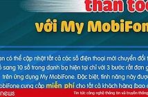 Từ 15/11: Cập nhật ngay danh bạ 10 số mới với My MobiFone