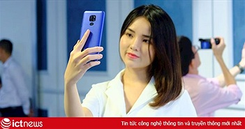 Asanzo chính thức ra mắt S6, smartphone 3 camera, giá 2,49 triệu đồng