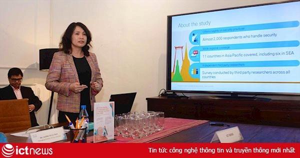 Doanh nghiệp Việt Nam đang bị gián đoạn dịch vụ lâu hơn vì các sự cố an ninh mạng