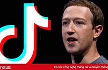 Phát hiện Mark Zuckerberg bí mật chơi TikTok, chuyên theo dõi người nổi tiếng và các boss chó cưng