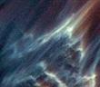 Ám ảnh tinh vân hình bóng ma kỳ quái trong vũ trụ