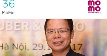 Momo là đại diện Việt Nam duy nhất Top 50 Fintech toàn cầu
