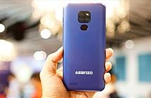 Trên tay điện thoại vừa được Asanzo ra mắt giữa khủng hoảng
