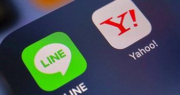 Yahoo Nhật Bản có thể sẽ hợp nhất với Line của Hàn Quốc