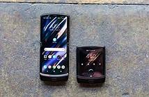 Motorola Razr 2019 ra mắt: màn hình OLED gập 6,2 inch, giá 1500 USD
