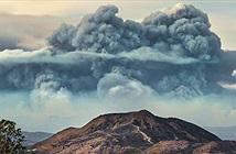 Mây tận thế cao 9km xuất hiện trên hỏa ngục ở Mỹ