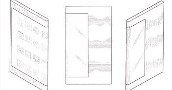 Samsung đăng ký bằng sáng chế smartphone màn hình tràn từ trước ra sau