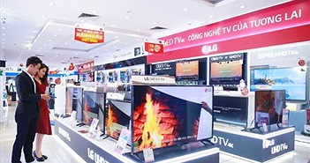 Chào xuân 2018, LG tung ra thị trường 30 mẫu TV 4K, quà tặng hấp dẫn