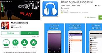 Ứng dụng trộm mật khẩu có hàng triệu lượt tải trên Google Play Store