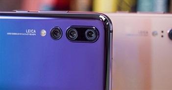 Huawei P30 Pro sẽ trang bị camera khủng 38 MP từ Sony