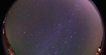 Mưa sao băng Geminids sắp rực sáng trên bầu trời