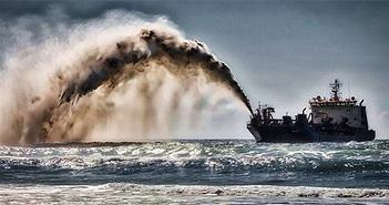 Cảnh báo thế giới sắp cạn kiệt cát