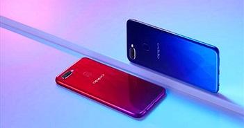 OPPO F9 là điện thoại được người Việt tìm kiếm nhiều nhất trên Google trong năm 2018