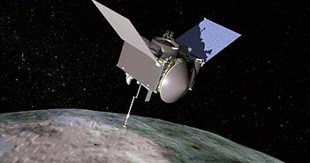 Tìm thấy dấu hiệu của nước trên tiểu hành tinh 4,5 tỷ năm tuổi Bennu