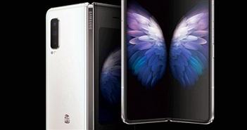 """Galaxy W20 5G cũng """"cháy hàng"""" tại Trung Quốc, Samsung lại hốt bạc"""