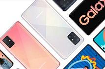 Samsung chính thức ra mắt Galaxy A71 với 4 camera sau