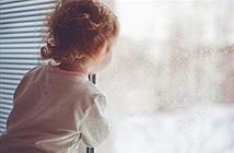 Hiếu kỳ con gái ngồi cửa sổ nhìn chăm chú, cha phát hiện té ngửa...