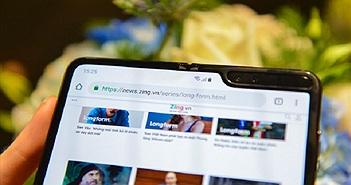 Samsung lần đầu tiết lộ doanh số điện thoại Galaxy Fold