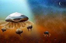 Người ngoài hành tinh giống sứa khổng lồ?