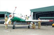 [ẢNH] Lớp học trên trời đầu tiên của phi công quân sự Việt Nam