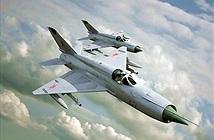 Sức mạnh đáng gờm của bảo vật quốc gia MiG-21