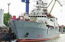 Tiết lộ tàu cứu hộ tàu ngầm đặc biệt của Nga