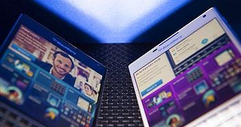 Sẽ không có chuyện BlackBerry bán mình cho Samsung