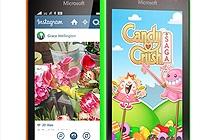 Điện thoại Lumia 435 có giá chưa đầy 2 triệu đồng