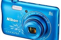Nikon trình làng máy ảnh compact Coolpix mới tích hợp Wi-Fi, NFC