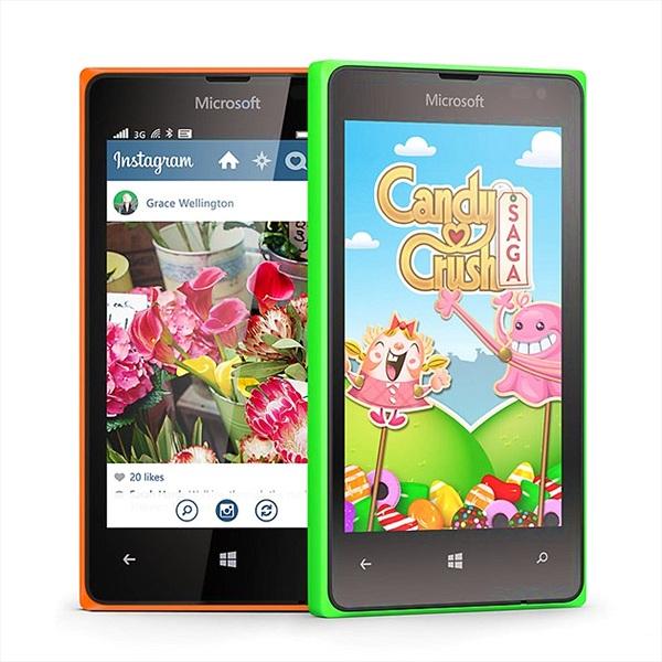 Microsoft Lumia 435 và 532 công bố, giá chưa tới 2 triệu đồng