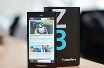 BlackBerry Z3 và Z30 cùng hạ giá hàng triệu đồng