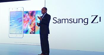 Ra mắt Samsung Z1, smartphone đầu tiên chạy Tizen giá chưa tới 2 triệu
