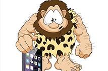 """Hướng dẫn tải ứng dụng iPhone """"thời đồ đá"""""""