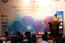 Tây Ninh tổ chức hội thảo giải pháp an toàn an ninh thông tin