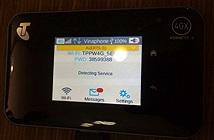 4G VinaPhone có tốc độ trên 500Mbps, cung cấp từ 18/1