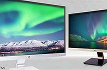 ViewSonic tung hai màn hình Full HD chăm sóc sức khỏe