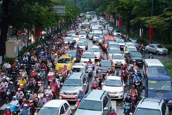 Giải pháp nào giảm kẹt xe cho Tân Sơn Nhất?