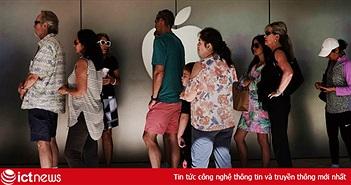 Chương trình thay thế pin có thể làm Apple thiệt hại trên 10 tỷ USD