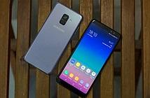 Loạt trang bị cao cấp lần đầu xuất hiện trên Galaxy A8 và A8+