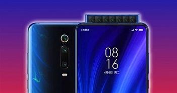 Xiaomi phát triển smartphone camera bật lên đi kèm 7 ống kính