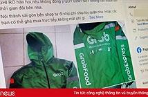 Áo GrabBike bán tràn lan trên mạng với giá từ 50.000 đồng