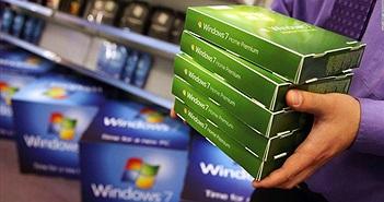"""Windows 7 """"khai tử"""", mẹo cập nhập Windows 10 miễn phí"""