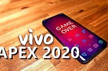 Điện thoại ý tưởng APEX 2020 của Vivo sắp ra mắt tại MWC