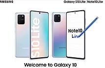Samsung Galaxy S10 lite và Note10 Lite ra mắt thị trường Việt giá từ 14 triệu