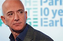 Ông chủ Amazon Jeff Bezos là người kiếm tiền nhiều nhất thập kỷ