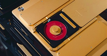 Bộ ba Wadax Atlantis DAC, Transport và Server, nguồn âm digital ultra hi-end vạn người mê