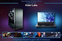 Đối thủ Apple M1 đã xuất hiện: gọi tên Intel Alder Lake