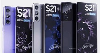 FPT Shop: Khách hàng được trải nghiệm sớm Galaxy S21 Series, quà tặng lên đến 8,5 triệu